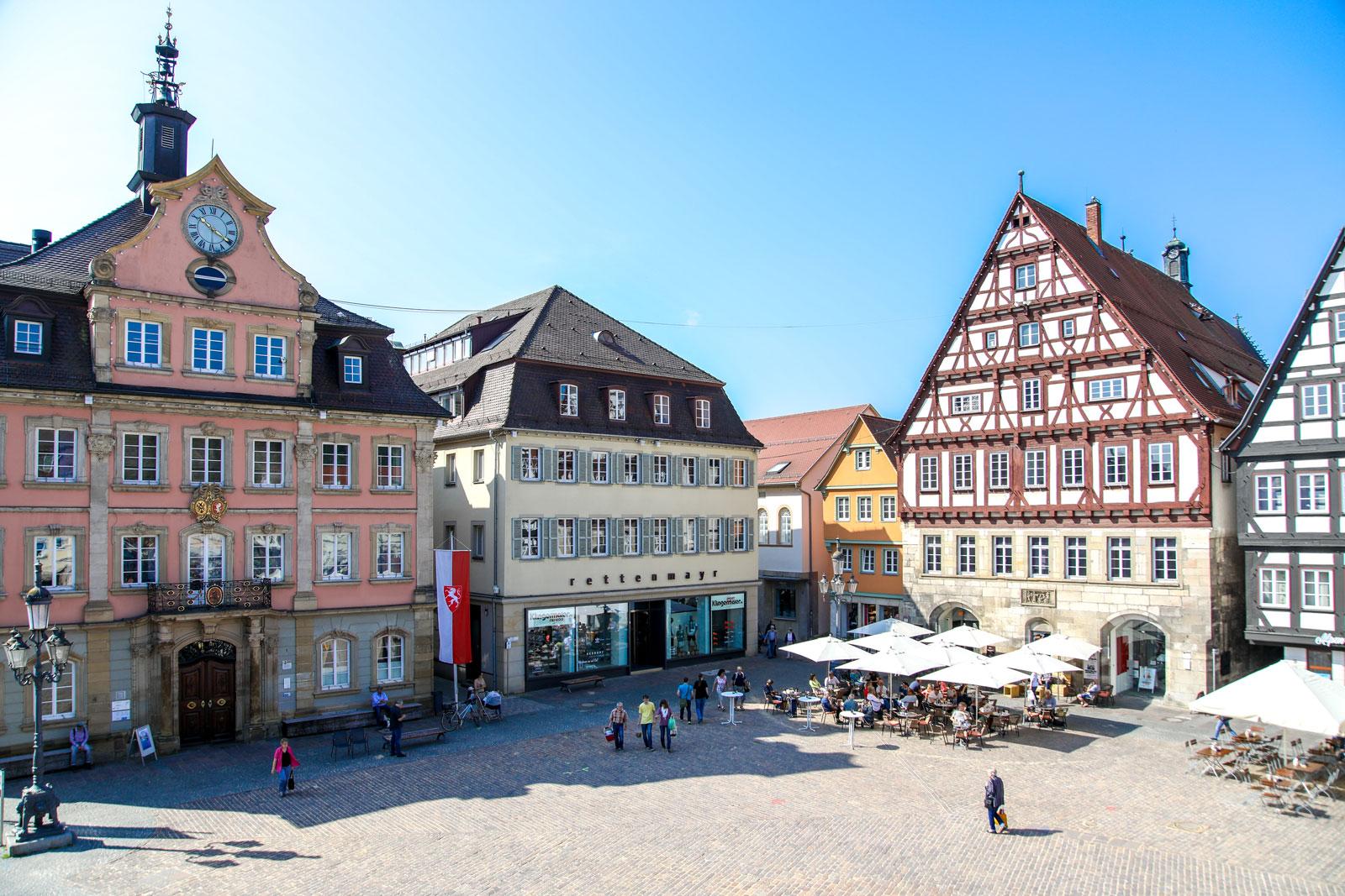 Tourismus in Schwäbisch Gmünd - Schwäbisch Gmünd