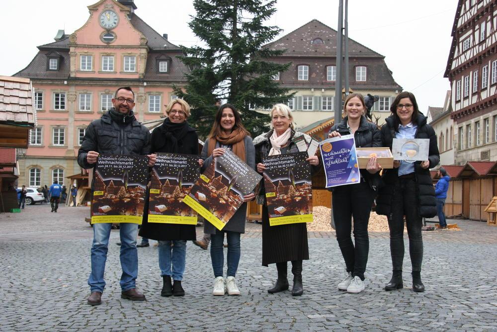 Schwäbisch Gmünd Weihnachtsmarkt.Gmünder Weihnachtsmarkt Vom 24 November Bis 20 Dezember 2017