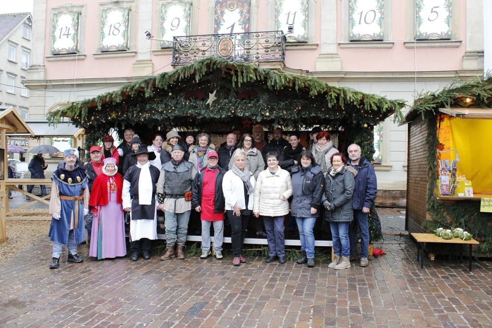 Schwäbisch Gmünd Weihnachtsmarkt.Schönste Stände Auf Dem Weihnachtsmarkt Prämiert Schwäbisch Gmünd
