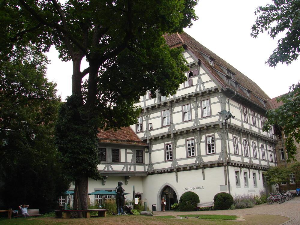stadtbibliothek schwäbisch gmünd